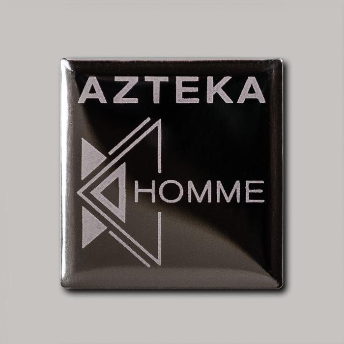 Metal Logo with Chemical Engraving or Printing