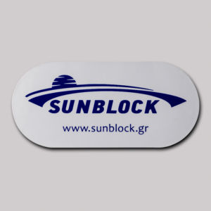 Surface Printed Logo